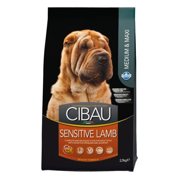 Farmina Cibau lamb sensitive medium maxi