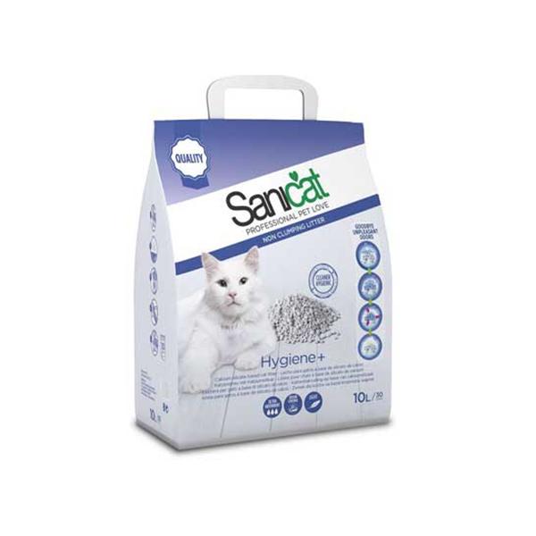 Sanicat Hygiene Plus posip za mačke
