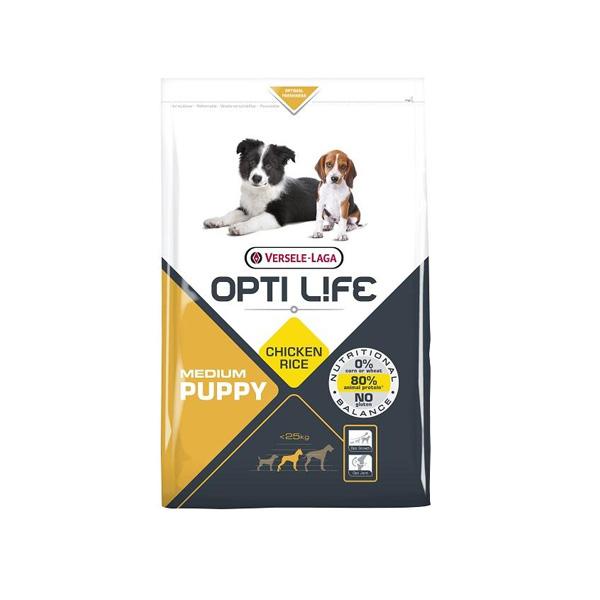 Versele Laga - Bento Kronen Opti Life Puppy Medium | Apetit shop - Online prodaja hrane i opreme za kućne ljubimce