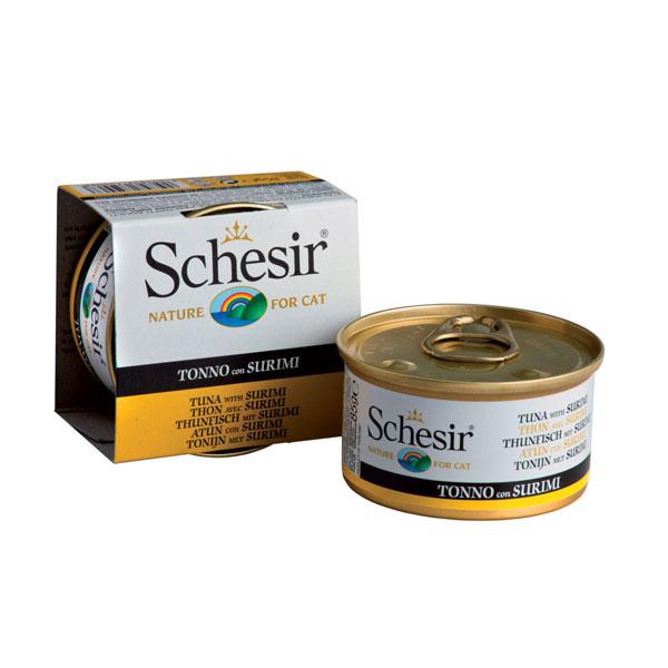 Schesir Jelly tunjevina i surimi