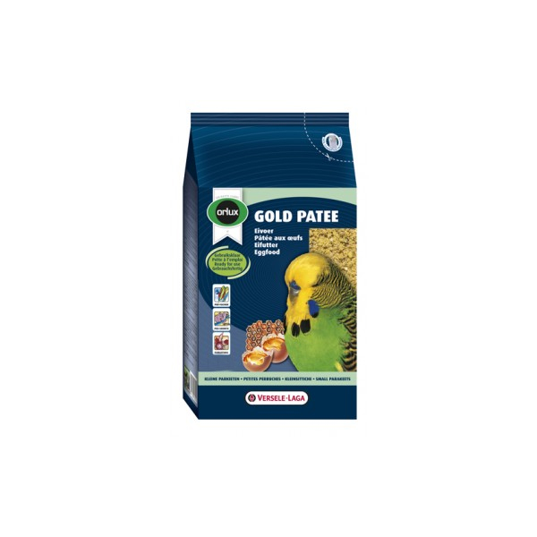 Versele Laga Orlux Gold Patee Small Parakeet | Apetit shop - Online prodaja hrane i opreme za kućne ljubimce