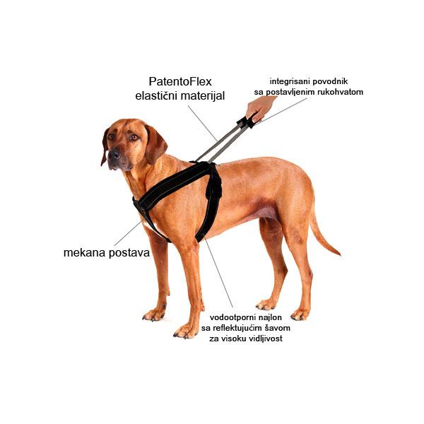 Patento Pet Harness Premium