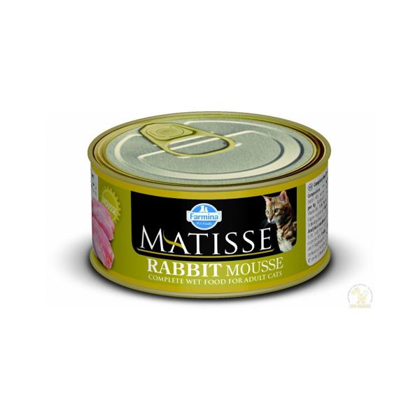 Vlazna Farmina Matisse Mus zečetina