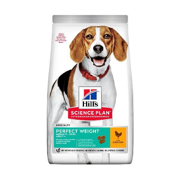 Hills Canine Perfect Weight Medium