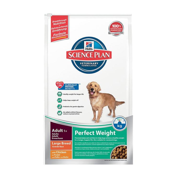 Hills Canine Perfect Weight Large Breed