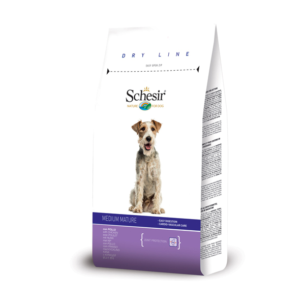 Versele Laga Schesir dry dog medium mature