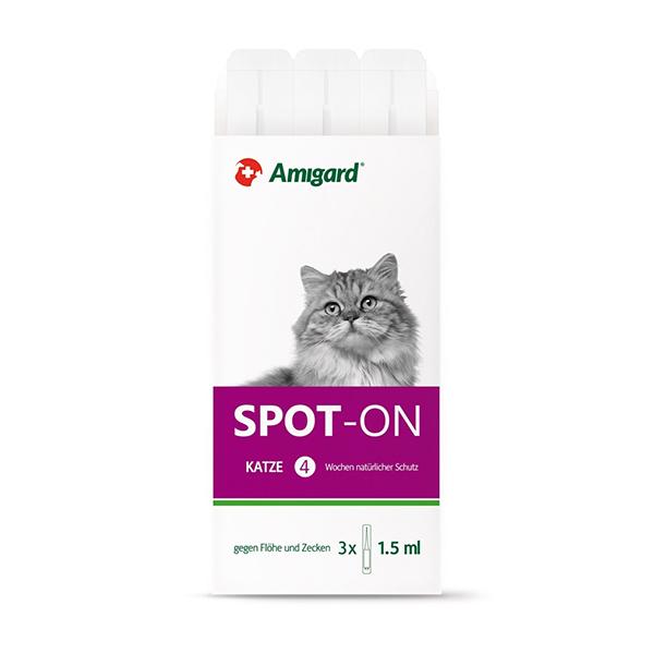 Amigard Spot On za mačke
