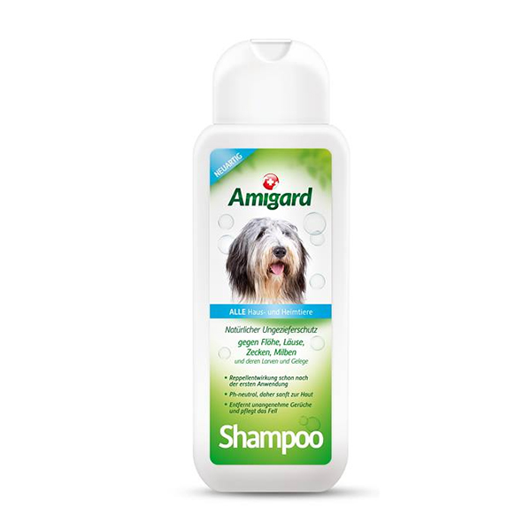 Amigard Antiparazitski šampon za pse i mačke