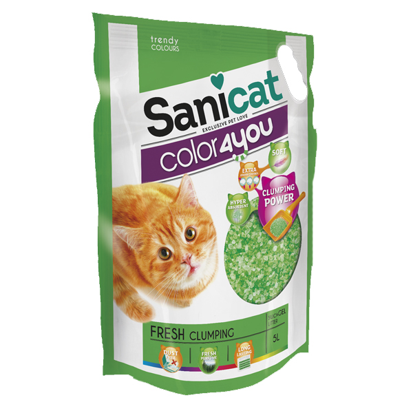 Sanicat Sanicat color4 you green