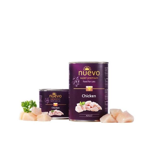 Nuevo Chicken Sensitive Grain Free hrana za mačke piletina