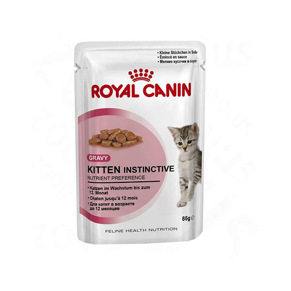 Royal Canin Kitten Instinctive vlažna hrana za mačke