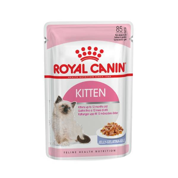 Royal Canin Kitten Instinctive in jelly vlažna hrana za mačke