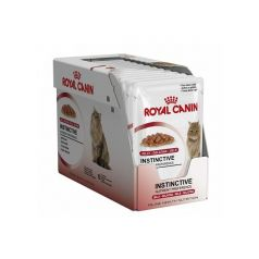 Royal Canin Instinctive in jelly vlažna hrana za mačke 12 kom x 85 gr - Apetit shop