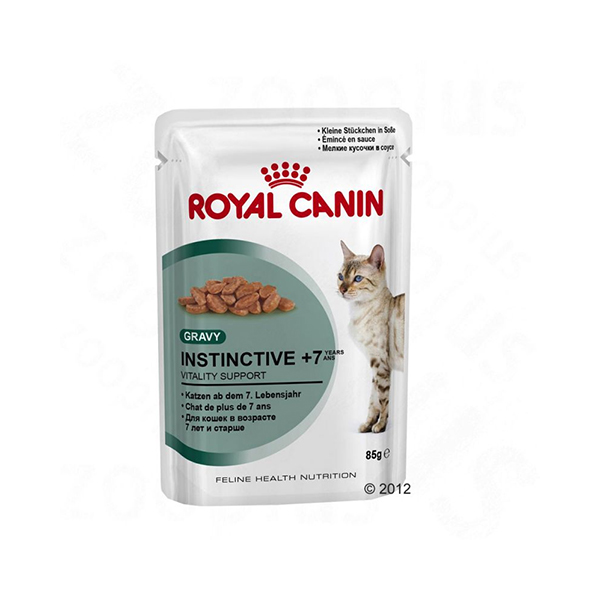 Royal Canin Instinctive + 7 vlažna hrana za mačke starije od 7 god.