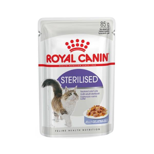 Royal Canin Sterilised in jelly vlažna hrana za sterilisane mačke