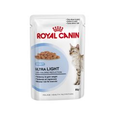 Royal Canin Ultra Light vlažna hrana za mačke 12 kom x 85 gr  - Apetit shop