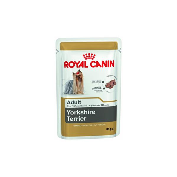 Royal Canin Yorkshire vlažna hrana za pse rase Yorkshire