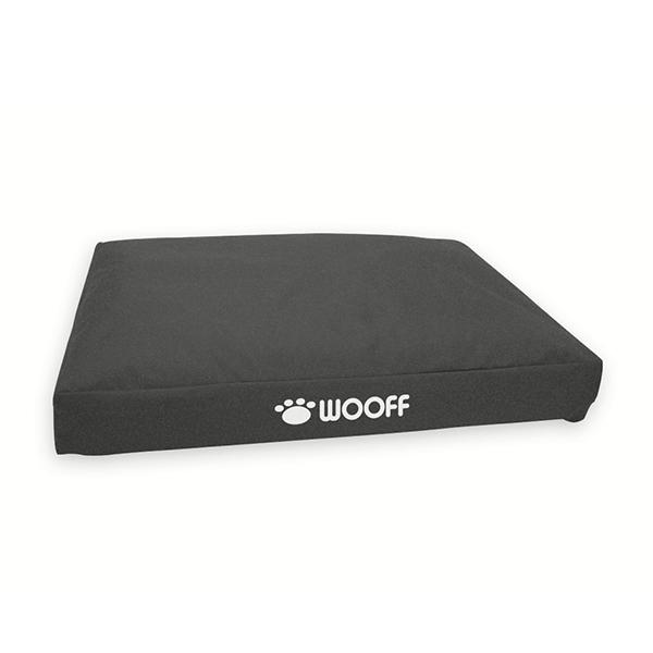 Wooff Box ležaljka za pse antracit