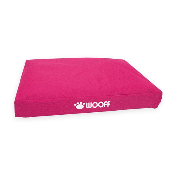 Wooff Box ležaljka za pse roze