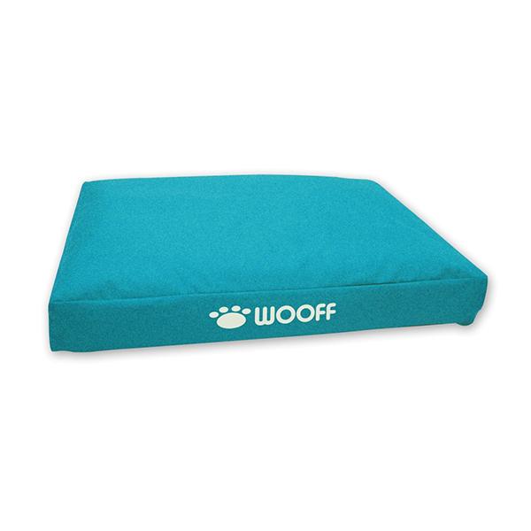 Wooff Box ležaljka za pse svetlo plava