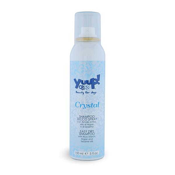 Yuup Crystal - šampon za suvo pranje u spreju