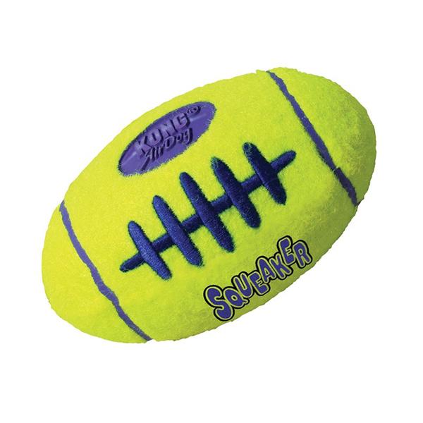 Kong Air Squeaker Football, igračka za psa