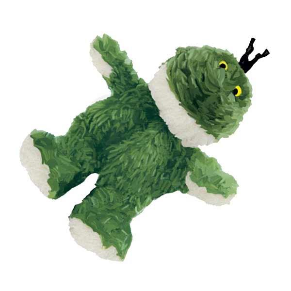 Kong Cat Refillable Catnip Frog, igračka za mačku