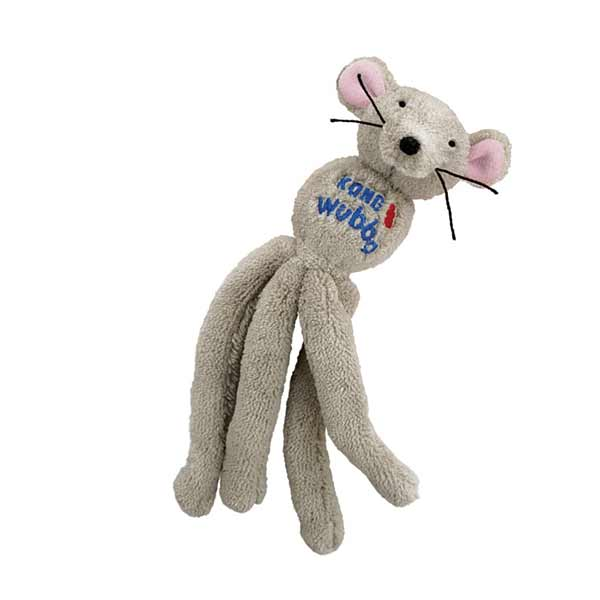 Kong Cat Wubba Mouse, igračka za mačku