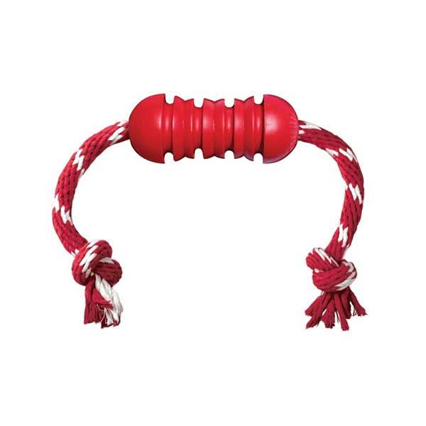 Kong Dental w/Rope igračka za psa