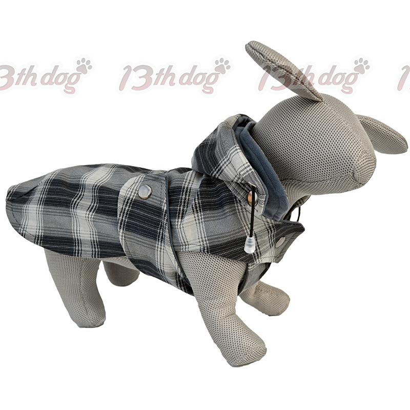 13th Dog Kaputic za pse karirani