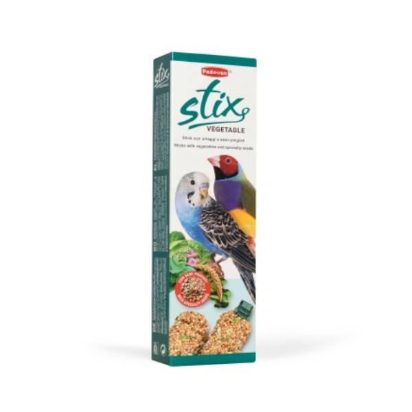 Padovan STIX VEGETABLE, hrana za papagaje