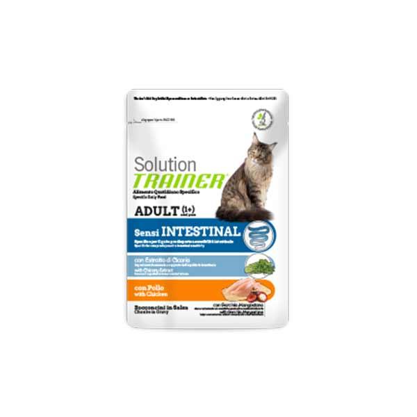 Trainer Solution Adult SensiIntestinal hrana za mačke sklone digestivnim problemima