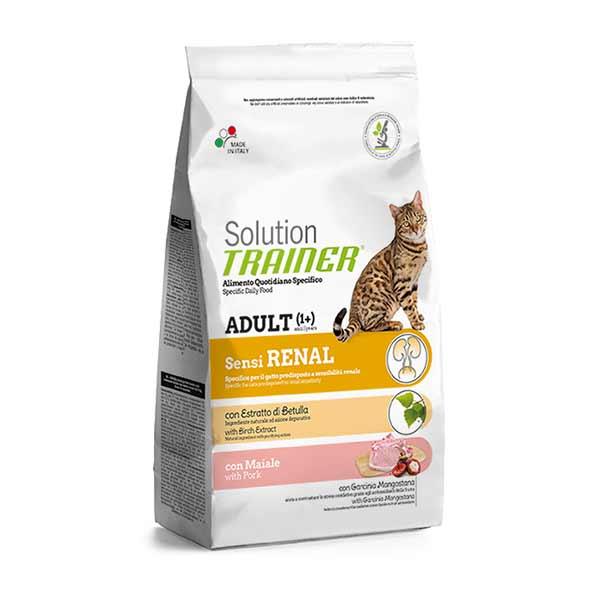 Trainer Solution Adult SensiRenal hrana za mačke sklone bubreznim problemima