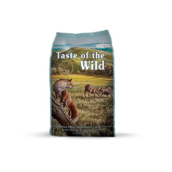 Taste of the Wild Appalachian Valley Small Breed hrana za pse, malih rasa, srna i leblebije | Apetit shop - Online prodaja hrane i opreme za kućne ljubimce