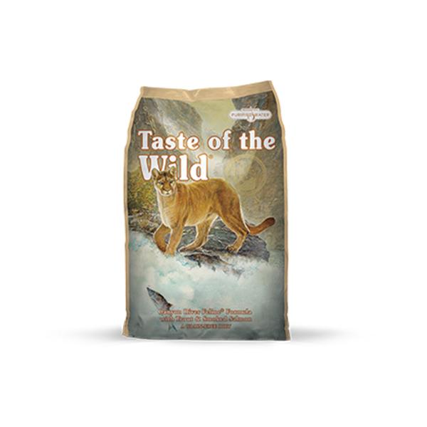 Taste of the Wild Canyon River Feline hrana za mačke, pastrmka i dimljeni losos