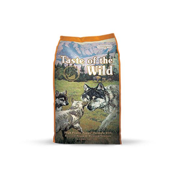 Taste of the Wild High Prairie Puppy hrana za štence, srna i bizon