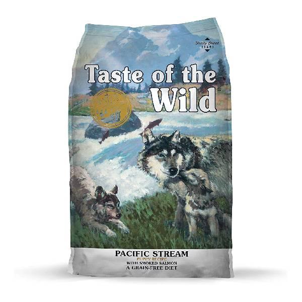 Taste of the Wild Pacific Stream Puppy hrana za štence, losos i morska riba | Apetit shop - Online prodaja hrane i opreme za kućne ljubimce