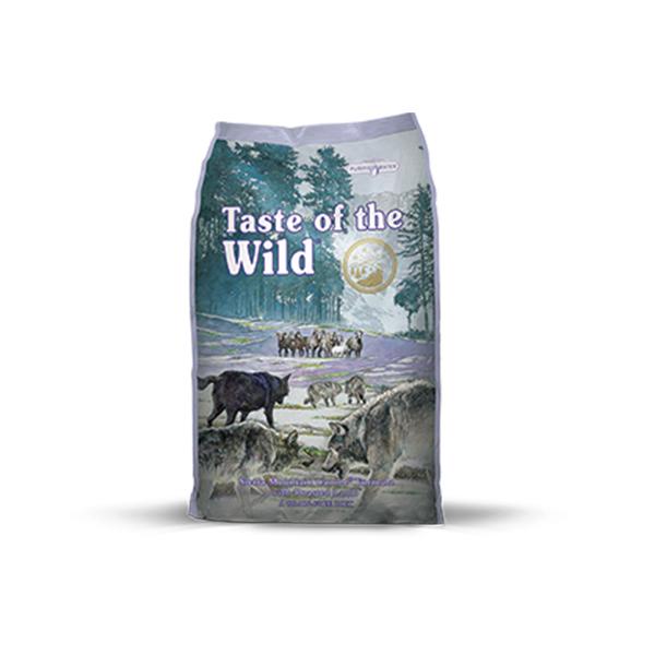 Taste of the Wild Siera Mountain Canine hrana za pse, divlja jagnjetina