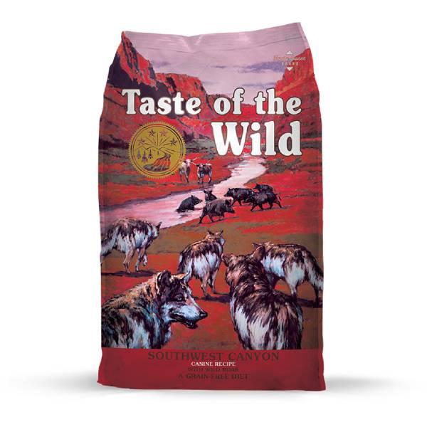 Taste of the Wild Southwest Canyon Canine hrana za pse, divlja svinja   Apetit shop - Online prodaja hrane i opreme za kućne ljubimce