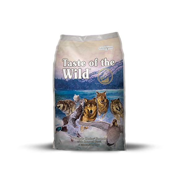 Taste of the Wild Wetlands Canine hrana za pse, pečeno meso divljih ptica