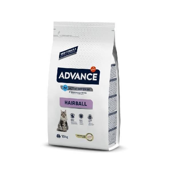 Advance Cat Hairball T&R