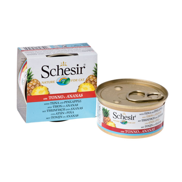 Schesir Fruit tunjevina i ananas