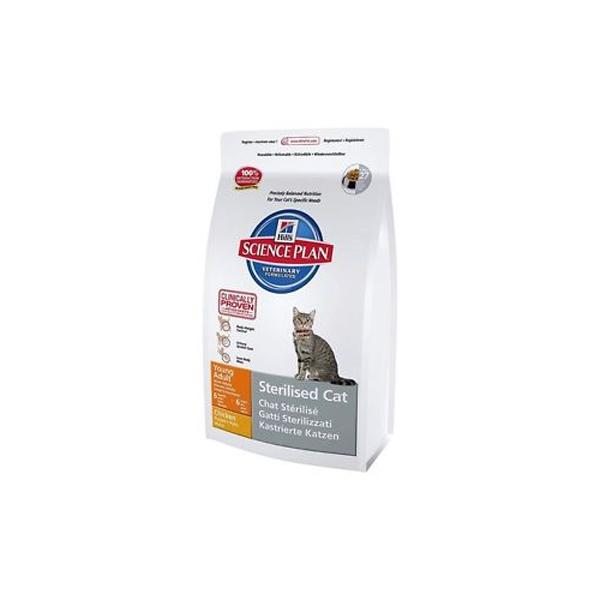 Hill's Feline Adult Urinary & Sterilised hrana za odrasle sterilisane odrasle mačke