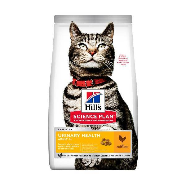 Hills Feline Adult Urinary & Sterilised
