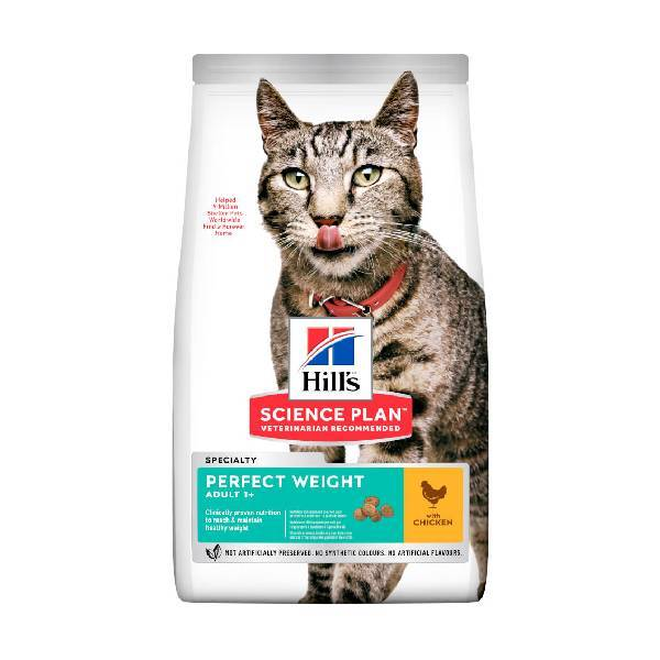 Hills Feline Adult Perfect Weight