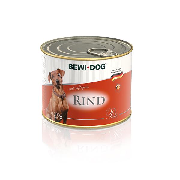 Bewi Dog Pate Beef najkvalitetnija govedina, bez žitarica