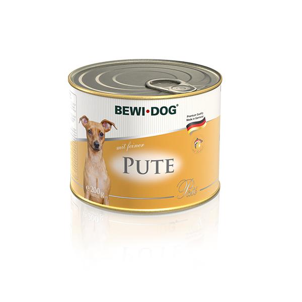 Bewi Dog Pate Turkey najkvalitetnija ćuretina, bez žitarica