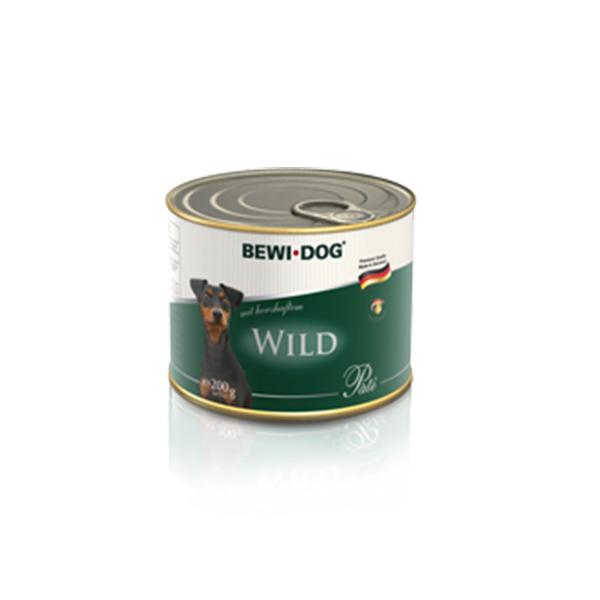 Bewi Dog Pate Venison najkvalitetnija divljač, bez žitarica