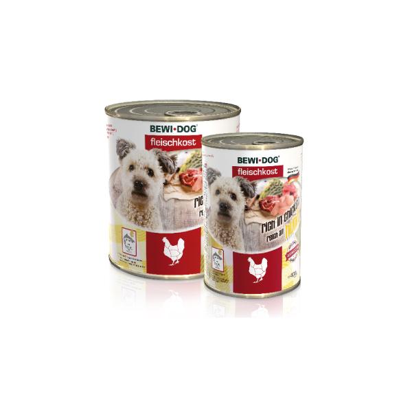 Bewi Dog Chicken vlažna hrana za pse, piletina