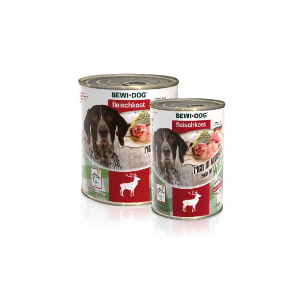 Bewi Dog Venison vlažna hrana za pse, divljač